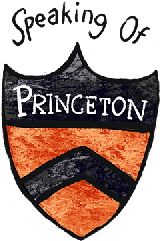Speaking of Princeton logo