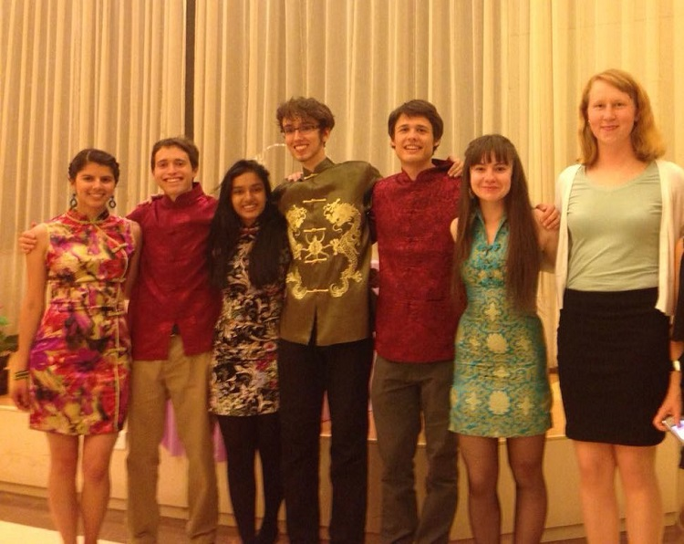 BYP China Participants