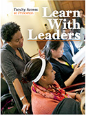 Learn With Leaders book cover