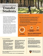 Transfer Students cover