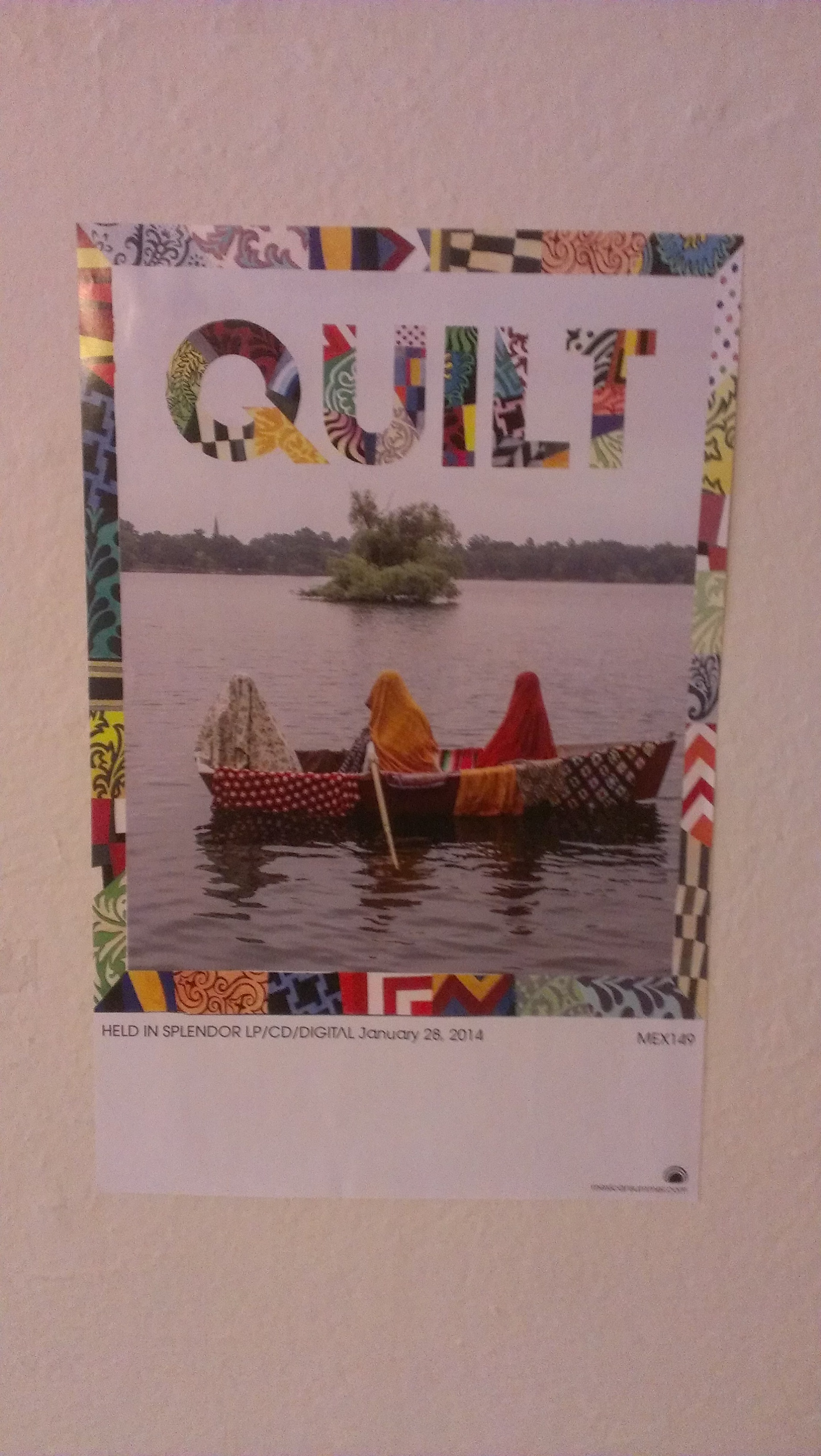 Quilt poster