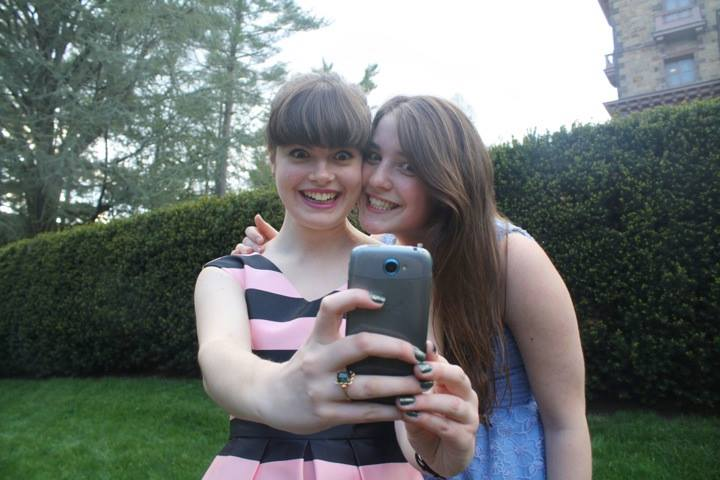 Me and Colleen