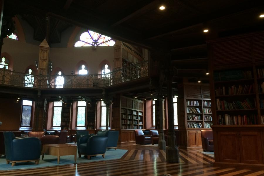Chancellor Green Library