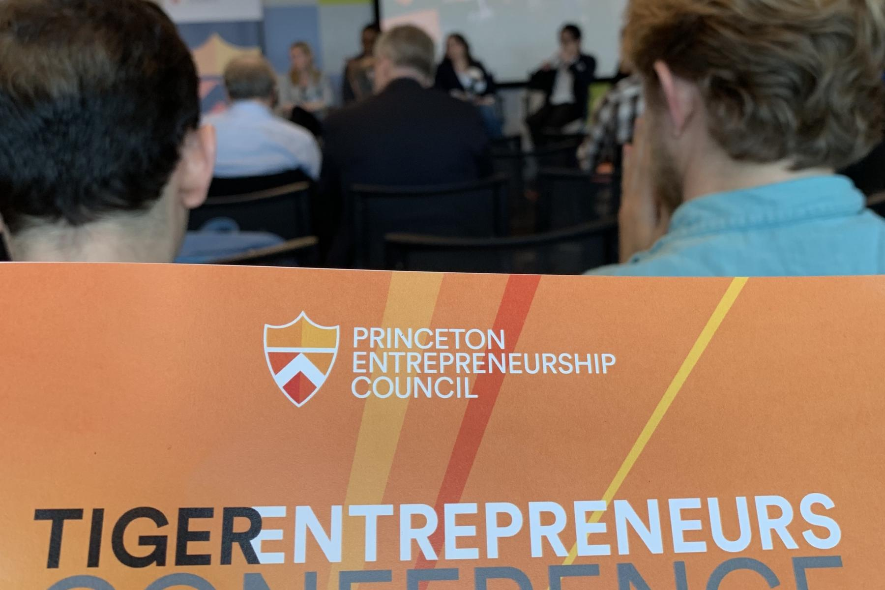 Tiger Entrepreneurs Conference