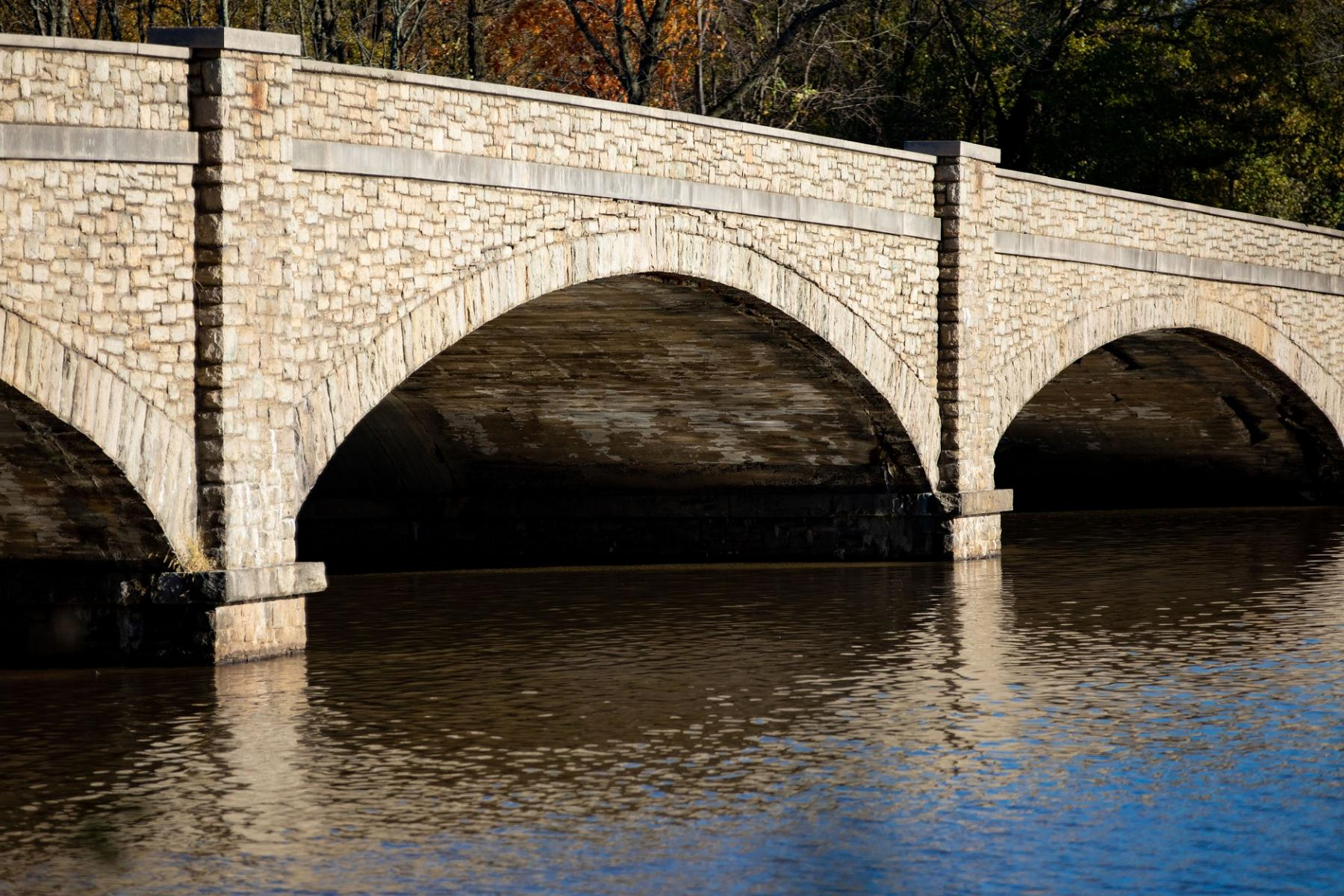Lake Carnegie Bridge
