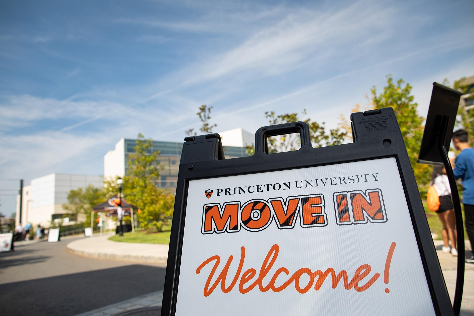 First-year Move-in