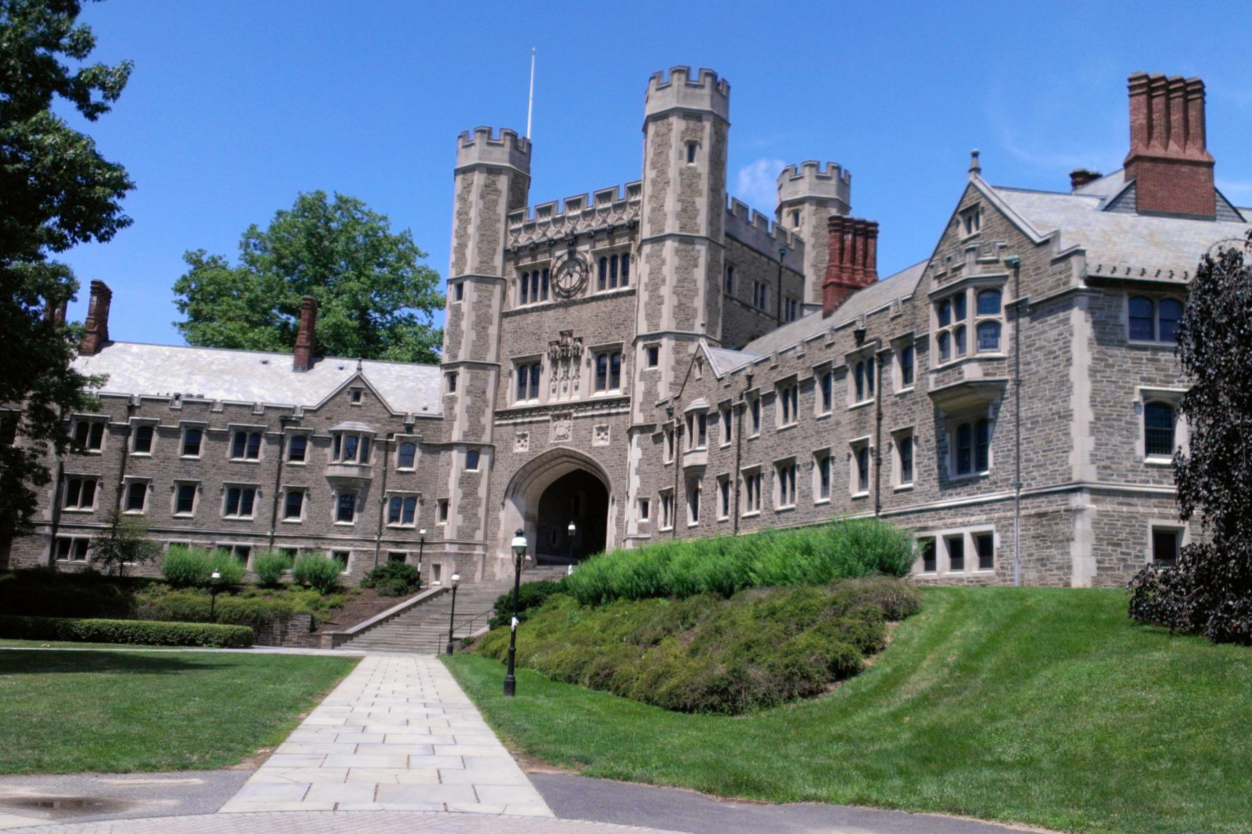 Princeton in the Summer